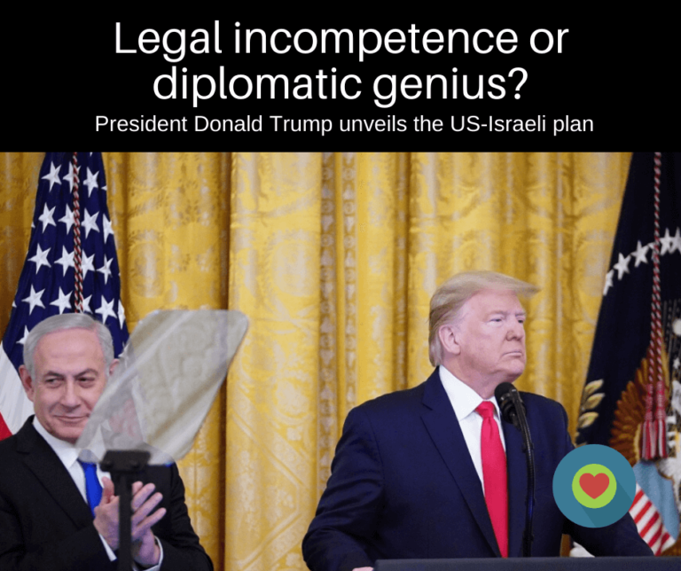 LEGAL INCOMPETENCE OR POLITICAL GENIUS?